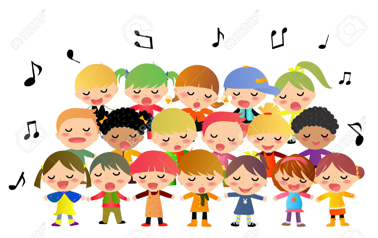 children sing in worship christmas caroling clipart vintage christmas carolers clipart