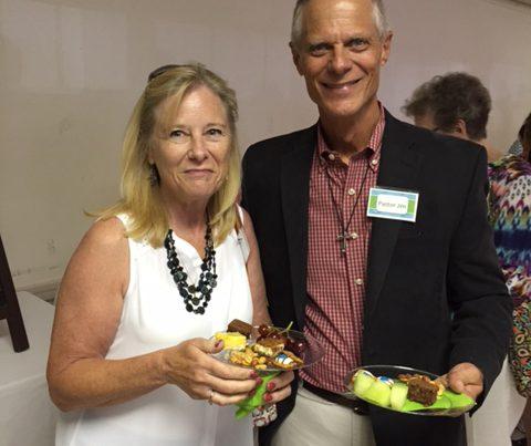 Welcome Pastor Jim and Linda